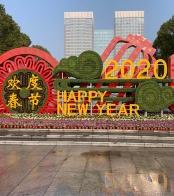2020年欢度春节